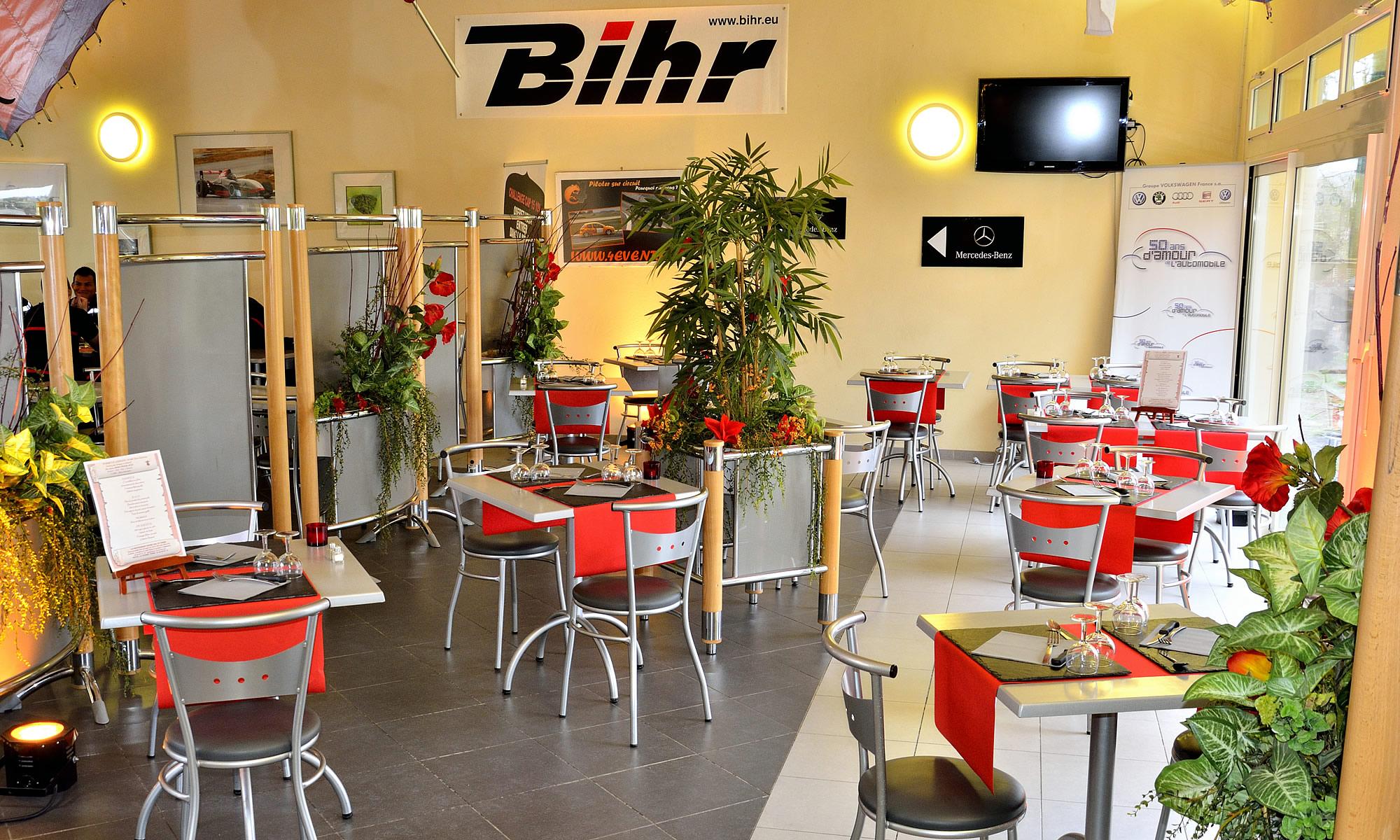 Restaurant Entre Ciel et Terre